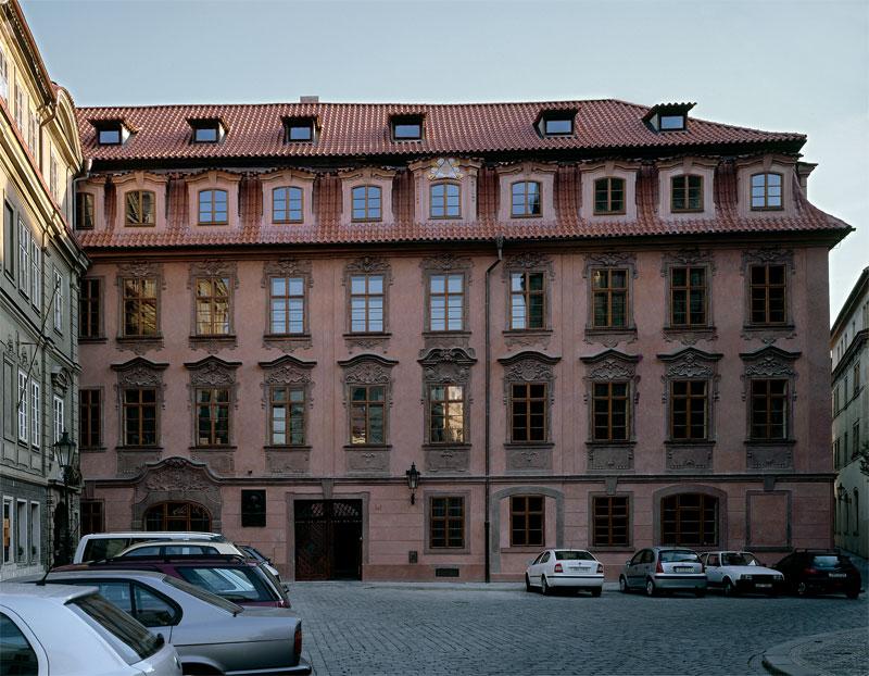 2006: Rekonstrukce paláce Beethoven, Lázeňská č.p. 285